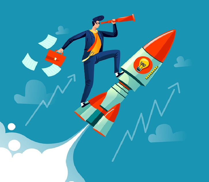 Give your ideas a launching pad